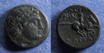 Ancient Coins - Macedonian Kingdom, Alexander III (Posthumous issue) Struck 323-319 BC, AE17