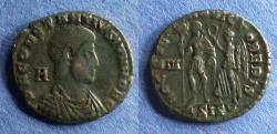 Ancient Coins - Roman Empire, Constantius Gallus (Caesar) 351-4, Centenionalis