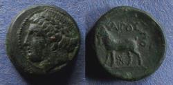 Ancient Coins - Thrace, Aigospotamoi Circa 300 BC, AE20