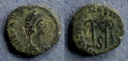 Ancient Coins - Roman Empire, Marcian 450-457, AE4