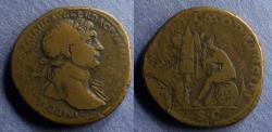 Ancient Coins - Roman Empire, Trajan 98-117, Sestertius