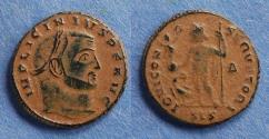 Ancient Coins - Roman Empire, Licinius 308-324, AE3