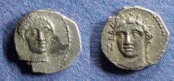 Ancient Coins - Cilicia, Nagidos 400-380 BC, Obol