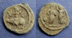 Ancient Coins - Egypt, Uncertain City 2nd-3rd Century AD, Tessera