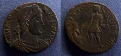 Ancient Coins - Roman Empire, Magnus Maximus 383-388, AE2