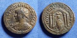 Ancient Coins - Mesopotamia, Nisibis, Philip II 247-9, Bronze AE25