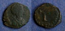Ancient Coins - Roman Empire, Galla Placidia 425-450, AE4