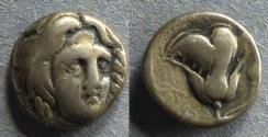 Ancient Coins - Islands off of Caria, Rhodes 305-275 BC, Drachm