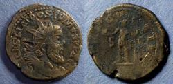 Ancient Coins - Gallic Successionist Empire, Postumus 259-269, Double Sestertius