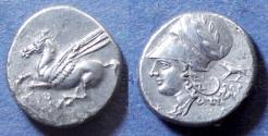 Ancient Coins - Corinth,  386-307 BC, Stater