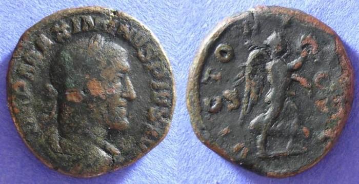 Ancient Coins - Maximinus 235-8 - Sestertius