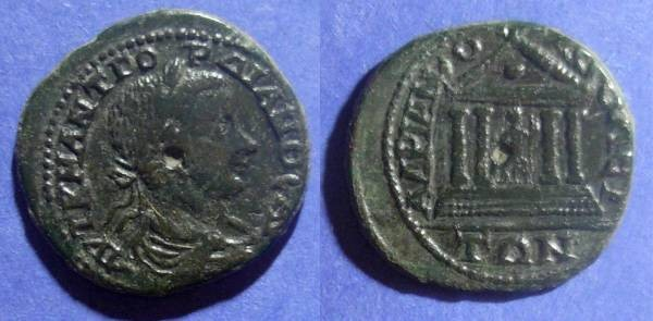 Ancient Coins - Hadrianopolis, Gordian III 238-244 AD, AE27