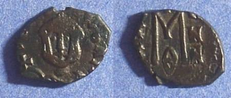 Ancient Coins - Theophilus - 829-842AD Follis of Syracuse