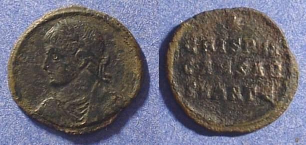 Ancient Coins - Crispus Caesar Died 326 AD AE-3 Anepigraphic