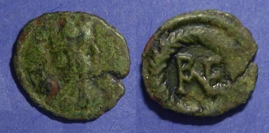Ancient Coins - Ostrogoths, Theodoric 493-518, Decanummium