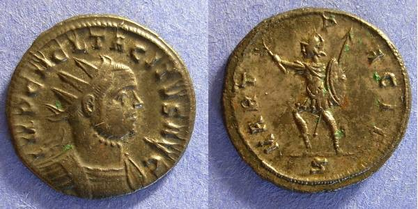 Ancient Coins - Tacitus - December 275 to June 276 - Antoninianus
