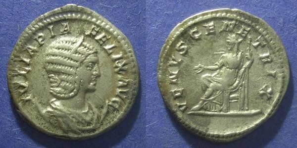 Ancient Coins - Roman Empire, Julia Domna 193-217 AD, Antoninianus