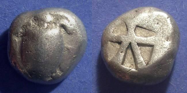 Ancient Coins - Aegina,  480-457 BC, Stater