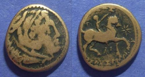 Ancient Coins - Macedonian Kingdom, Kassander 319-297 BC, AE19
