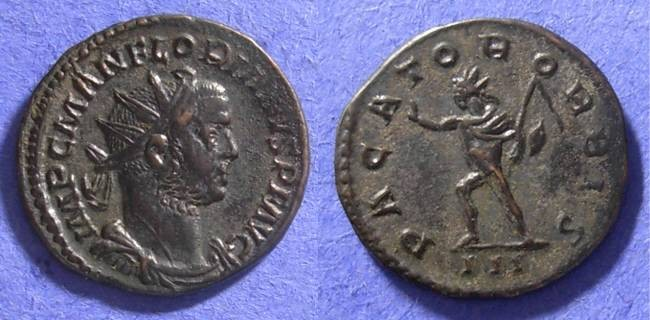 Ancient Coins - Florian: June to September 276 – Antoninianus