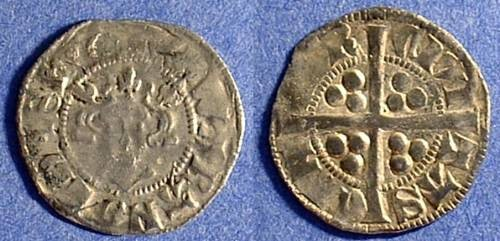 Ancient Coins - Edward II 1307-1327 - Penny