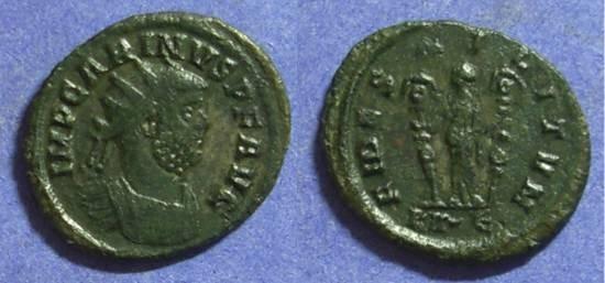 Ancient Coins - Carinus 283-5 Antoninianus