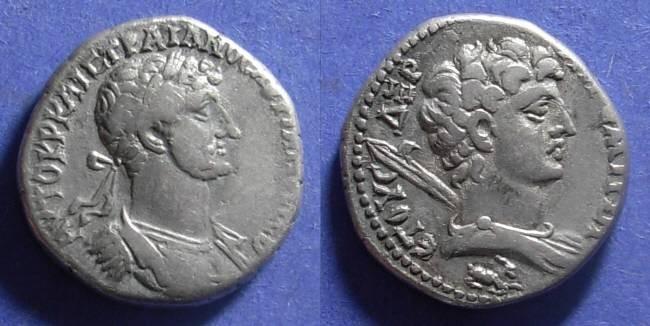 Ancient Coins - Aegeae Cilicia, Hadrian 117-138 AD, Tetradrachm
