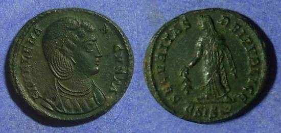 Ancient Coins - Helen (mother of Constantine) d.330 - AE3