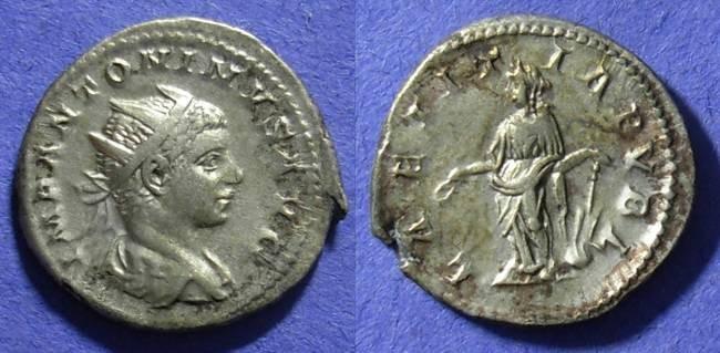 Ancient Coins - Elagabalus 218-222 - Antoninianus
