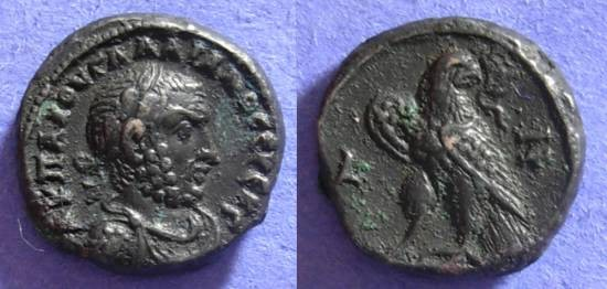 Ancient Coins - Gallienus 253-268 – Tetradrachm of Alexandria