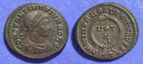 Ancient Coins - Constantine II - 316-337AD - AE3