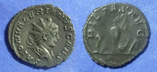 Ancient Coins - Roman Empire Saloninus (Caesar) 258-260 Antoninianus