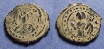 Ancient Coins - Byzantine Empire, Alexius I 1081-1118, Follis