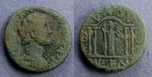 Ancient Coins - Galilaea, Sepphoris-Diocaesarea, Antoninus Pius 138-161, AE23