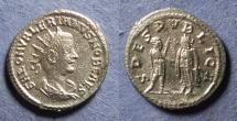 Ancient Coins - Roman Empire, Saloninus (as Caesar) 258-260, Antoninianus