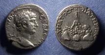 Ancient Coins - Caesarea Cappadocia, Hadrian 117-138, Didrachm