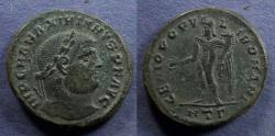 Ancient Coins - Roman Empire, Maximianus 286-305, Follis