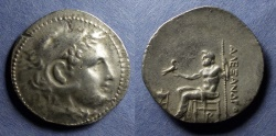 Ancient Coins - Macedonian Kingdom, Philip V - in the name of Alexander III 336-323 BC, Tetradrachm