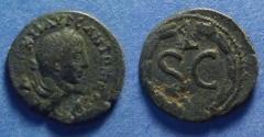 Ancient Coins - Seleucia & Pieria, Antioch, Elagabalus 218-222, AE20