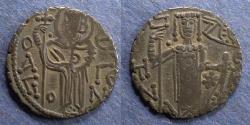 Ancient Coins - Trebizond, Manuel I Comnenus 1238-1263, Asper