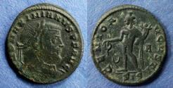 Ancient Coins - Roman Empire, Galerius (Augustus) 305-311, Follis