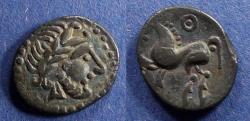 Ancient Coins - Celtic, Skordoski in Syrmia Circa 250 BC, Drachm