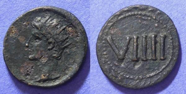 Ancient Coins - Tessera – Augustus…1st Century AD 20mm diameter