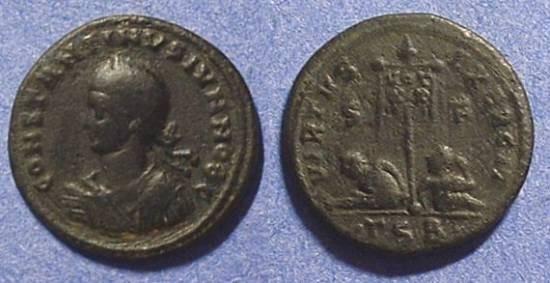 Ancient Coins - Constantine II (Caesar) 316-337AD AE3
