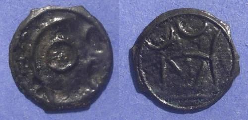 Ancient Coins - Britian, Cantii 100-30 BC, Unit