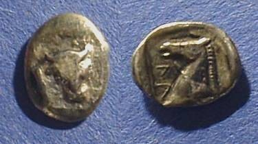 Ancient Coins - Larissa Thessaly - Obol - 479-460 BC
