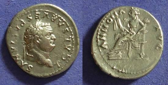 Ancient Coins - Titus (as Caesar) 69-79AD Denarius
