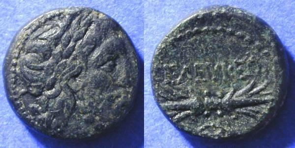 Ancient Coins - Seleucid Kingdom - Seleucus I - 312-281 BC - AE16