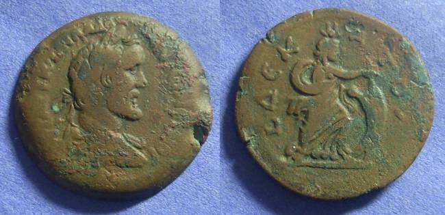 Ancient Coins - Roman Egypt – Antoninus Pius 138-161 – Drachm