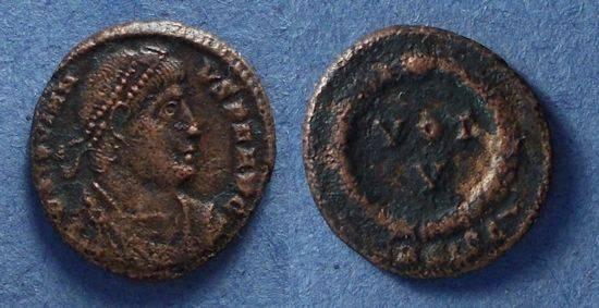 Ancient Coins - Roman Empire, Jovian 363/4, AE3